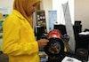 Mahasiswa Ini Berhasil Ciptakan Drone Kapal Selam