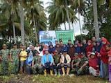 Gambar sampul 250 Bibit Mangrove, Lestarikan Pesisir Desa Tanjung Aru-Sebatik