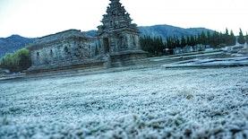 Eropa di Pulau Jawa, Dataran Tinggi Dieng Bersalju?