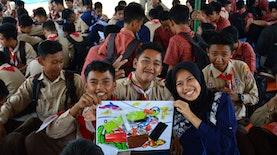 Anak Hebat Anak Indonesia (AHAI) Awali Rangkaian Program Empathy Project 2019 #3