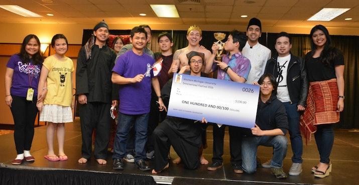 Mahasiswa di Michigan AS Bawa Indonesia ke Mata Dunia