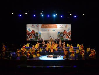 Paduan Suara Mahasiswa Rajai Kompetisi Dunia Lewat Lagu Kalimantan