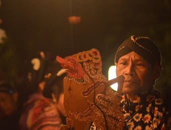 Memahami Narasi Rohani dari Wayang Purwa Yogyakarta (Dumadining Gunung Merapi)