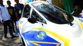 [FOTO] Inovasi Mobil Hemat Energi Anak Bangsa, Garuda Urban Gasoline 17