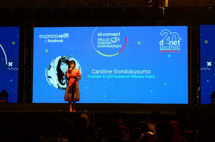 Wanita Surabaya Ini Terpilih Bersama 20 Wirausahawan dari 6 Negara Lainnya di 2019 EY Entrepreneurial Winning Women ™ Asia-Pacific