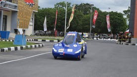 Ancang-ancang Mobil Balap UNY Menuju Panggung Asia