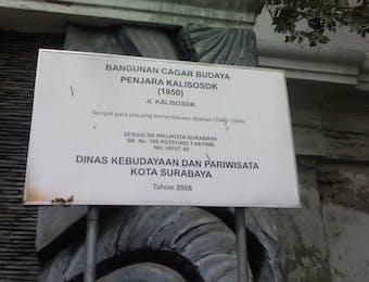Menengok Tempat Pengasingan Tersuram di Surabaya, Penjara Kalisosok