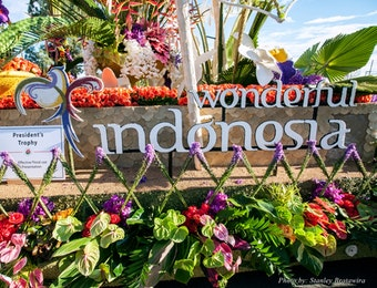 Gerakan Promosi Wonderful Indonesia di Qatar