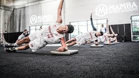 Skuat Honda DBL All-Star Berlatih di Fasilitas Milik Legenda Kobe Bryant