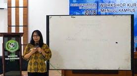 """Universitas Pasir Pengaraian Gelar Workshop """"Menuju Kampus Teknopreneur 2035"""""""