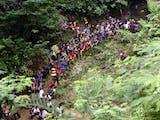 Gambar sampul Sungkem Tlompak , Tradisi Lebaran Lereng Gunung Merbabu