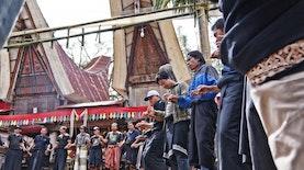 Rambu Solo Upacara Pemakaman Khas Toraja