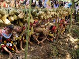 Gambar sampul Nyadran Seribu Ketupat, Merti Desa Menjelang Musim Kemarau