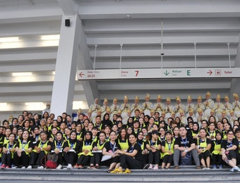 Mengintip Barisan Penata Rias di Balik Cantiknya Pembukaan dan Penutupan Asian Games 2018