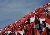Terus Meningkat, Loyalitas Supporter Timnas Indonesia di Sea Games Malaysia Tuai Pujian Tuan Rumah