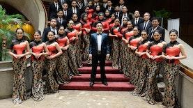 Paduan Suara Mahasiswa Universitas Brawijaya Raih Dua Gelar di Filipina