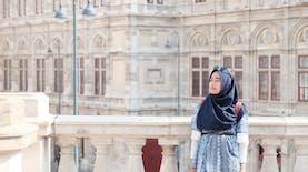 Isnawati Hidayah, Anggota Panwaslu Termuda di Belanda