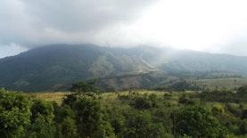 Lari Kencang Slamet Ramadhan di Gunung Ciremai