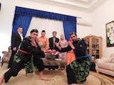 Sambutan Hangat untuk Menpora RI di Baku