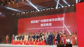 Selamat! Surabaya Memenangkan The Guangzhou International Award 2018