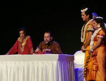 Indonesia Tampilkan Tari Kolosal  Ramayana Khas Nusantara di Perayaan Ramlila India