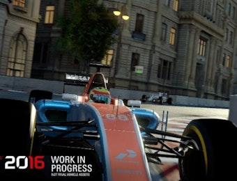Pertama dalam Sejarah, Pembalap Indonesia di Game F1
