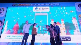 Aplikasi Ponsel Ini Ajak Masyarakat Menjadi Duta Suporter Asian Games 2018