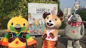 Yuk, Intip Fakta Menarik dari Maskot-Maskot Asian Games 2018 yang Lucu dan Energik!