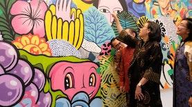 Mural di Indonesia: Media Bebas Berekspresi yang Indah