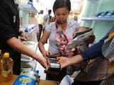 Gambar sampul e-Warong, Solusi Penyaluran Bansos Digital, Tanpa Antre