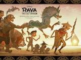 Gambar sampul Mengenal Yuniarto, Desainer Wayang di Film ''Raya and The Last Dragon Shadow Puppet''