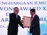 Gambar sampul Dosen dan Pakar Lingkungan IPB Ini Terima  Penghargaan dari LIPI