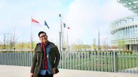 Optimisme Peningkatan Energi Terbaharukan Indonesia dari Delegasi Muda Indonesia untuk Paris.