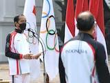 Gambar sampul Kontingen Indonesia Bertolak ke Jepang, Ini Harapan dan Target RI di Olimpiade Tokyo 2020