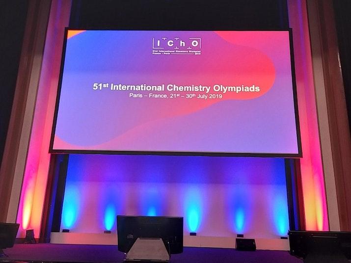 Empat Medali diraih Anak Bangsa di Olimpiade Kimia Internasional