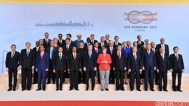 Kerja sama dan Komitmen Indonesia dalam KTT G-20