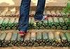 Hebat! BLH Yogyakarta Olah Sampah Plastik Jadi Ecobricks