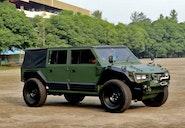 Pindad Maung, ''Humvee'' Rasa Lokal Bermesin Kijang Innova
