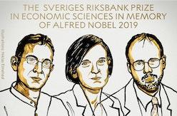 Ada Indonesia di Penghargaan Nobel 2019