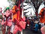 Gambar sampul Festival Egrang Tanoker yang Mendunia