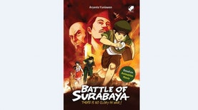 Battle of Surabaya sudah di-Novel-kan