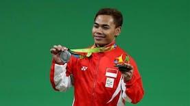 Olimpiade Rio 2016 Indonesia Kembali Raih Medali Lewat Cabang Angkat Besi