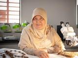 Perempuan Ini Satu-satunya Ahli Taksonomi Bambu Di Indonesia