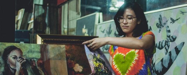 """""""Temukan Bumi"""", Mahasiswi Indonesia ini Raih Penghargaan Dunia"""