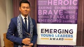 Pemuda Indonesia Raih Penghargaan Emerging Young Leaders 2018