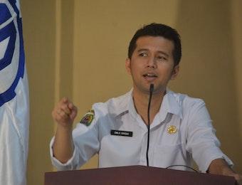 Emil Dardak, Satu-satunya Yang Terpilih Dari Asia Bloomberg Harvard City Leadership Initiative