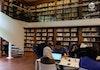 Erasmus Huis, Perpustakaan Minimalis di Tengah Kota yang Kapitalis