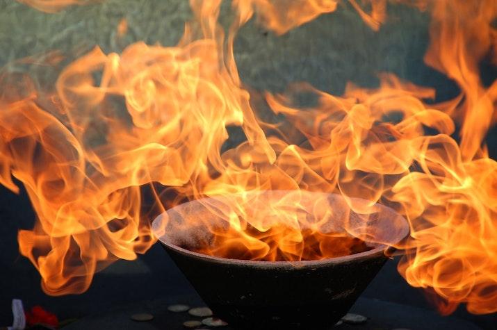Kisah Di Balik Api Abadi Mrapen yang Digunakan Asian Games 2018