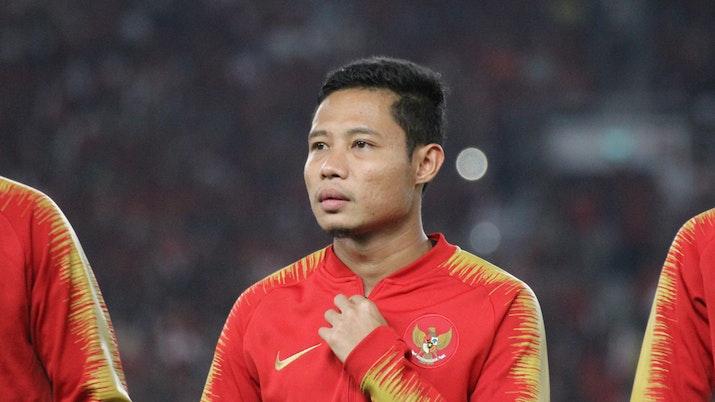 Evan Dimas Selalu Cetak Gol di 3 Edisi SEA Games