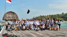 Pulau Pantara Wisata Pulau Seribu Terjauh Dari Jakarta